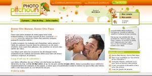 page d'accueil photopitchoun