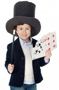 magicien et magie