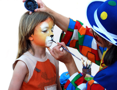 maquillage maternelle