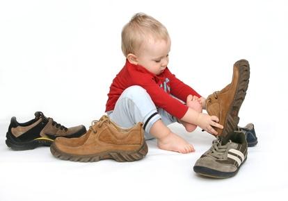 chaussure pour bébé