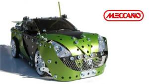 voiture meccano